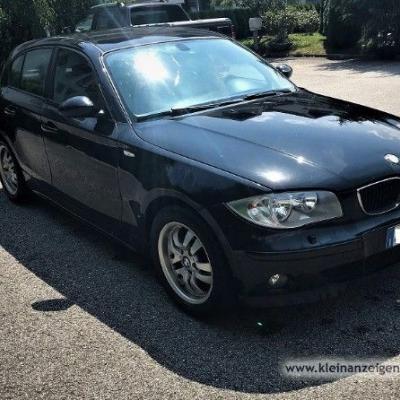 BMW 118D 122PS - thumb