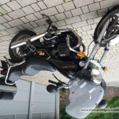Moto Guzzi 650 Florida zu verkaufen - thumb