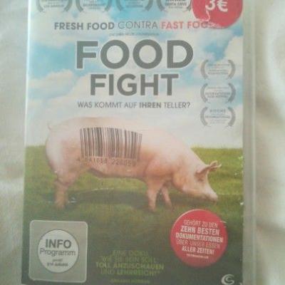 Filme: Food Fight, Food INC. - thumb