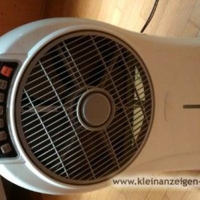 Ventilator mit Wasserkühlung - thumb