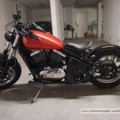 Kawasaki vn 800 - thumb
