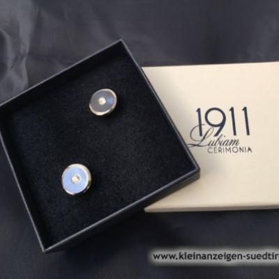 Neuwertige Manschettenknöpfe - Lubiam 1911 - thumb