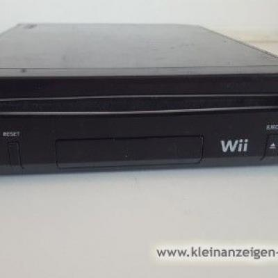 Wii konsole mit 2 controler. - thumb