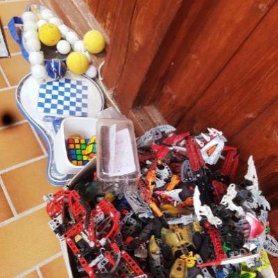 Lego Technik + Spielsachen - thumb