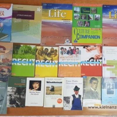 Verschiedene günstige Schulbücher - thumb