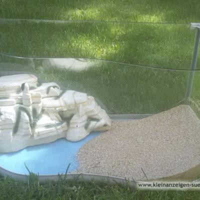 Terrarium für Salamander oder Schildkröten - thumb
