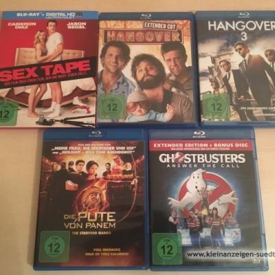 Verschiedene DVDs - thumb