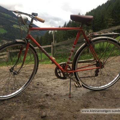 Herren-Fahrrad Legnano 1958 - thumb