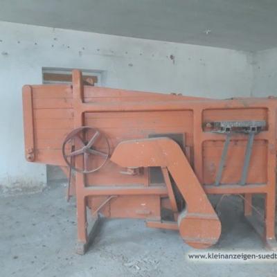 Stand-Dreschmaschine funktionstüchtig - thumb