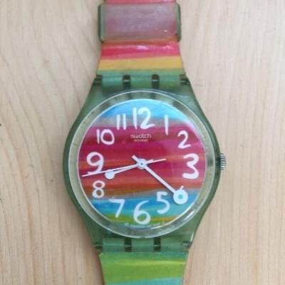Swatch Uhr - thumb