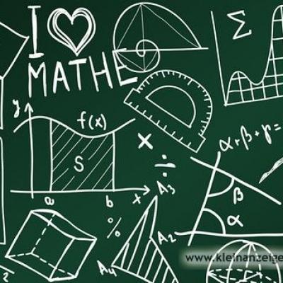 Biete Nachhilfe in Mathematik - thumb