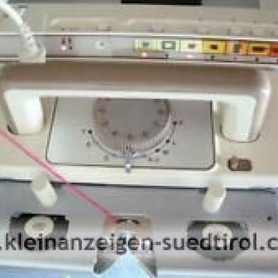 Zwei-Bett-Strickmaschine - thumb
