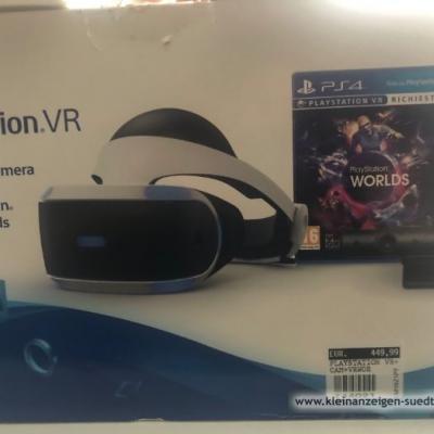 VR Brille für PS4 - thumb