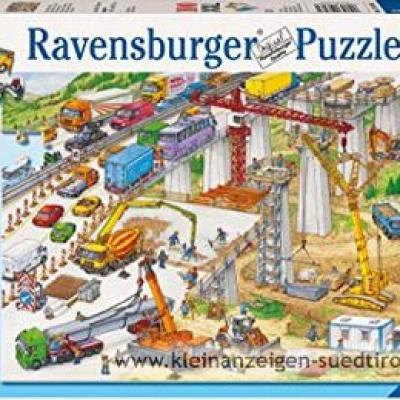 Ravensburger Puzzle 100 XXL 6+ - thumb