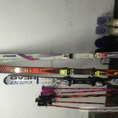 Ski 1x Damenski 2 x Herrenski - thumb