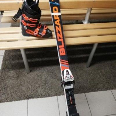 Super Ski + Skischuhe - thumb