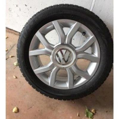 Leichtmetallfelgen VW Up - thumb