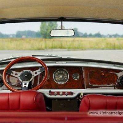 Holzarmatur Mini 60s, 70s - thumb