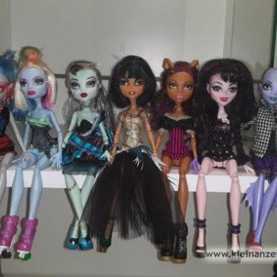 Monster High Puppen - thumb