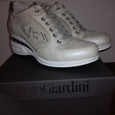 Nero Giardini Schuhe Gr.38 - thumb