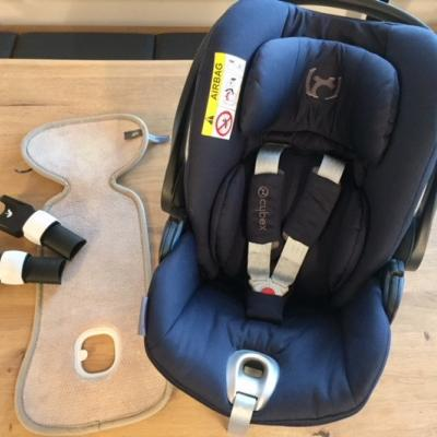 Autositz / Babyschale Cybex - thumb