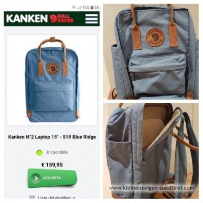 Kanken Laptop Rucksack - thumb