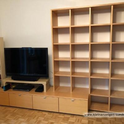 Bücherregal/Wohnelement - thumb