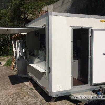 Imbisswagen Humbaur Würstelstandel - thumb