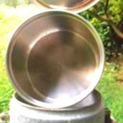 Gastro Wärmecontainer dreiteilig - thumb