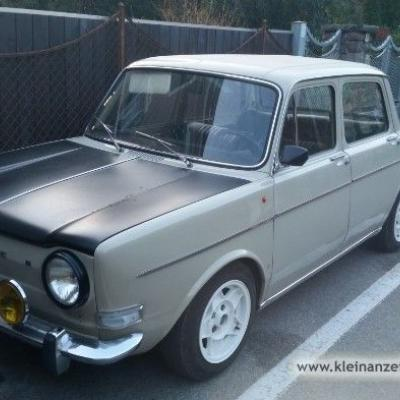 Simca 1000 gls - thumb