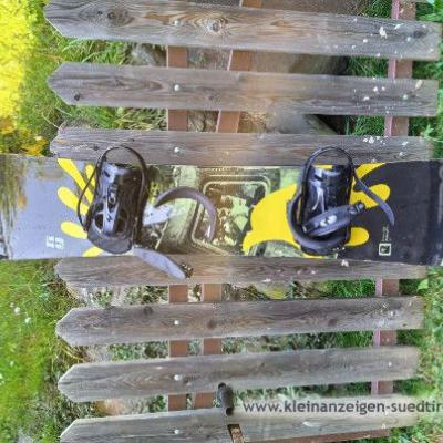 Snowboard 151cm zu verkaufen - thumb
