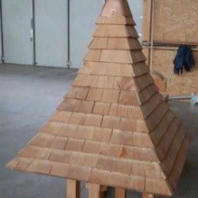 Glockenturm für Hausdach - thumb