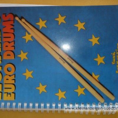 Lernbuch für Schlagzeugunterricht - thumb
