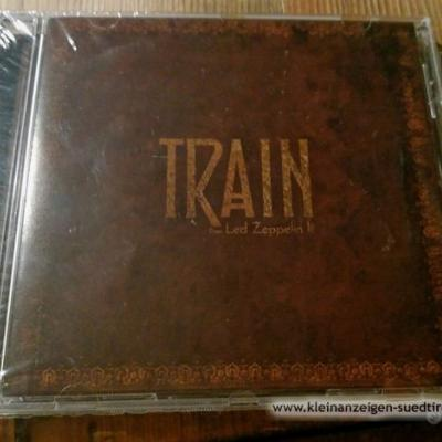 CD - Train Does Led Zeppelin II - thumb
