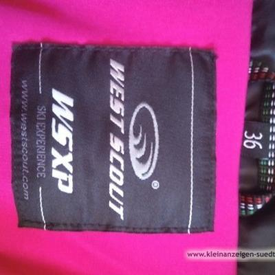 Neue Damenskijacke zu verkaufen - thumb