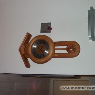 Holzpendeluhr 50 € - thumb
