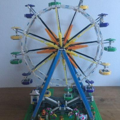 Riesenrad Lego Creator - thumb