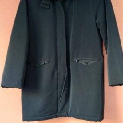 schwarze Jacke, Gr. 42,   25 Euro - thumb