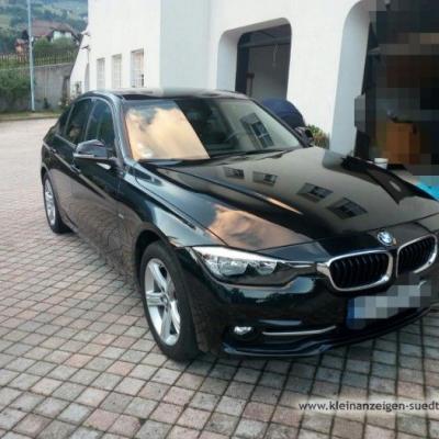 BMW 318d Limo, Sportline, M-Paket, Vollleder - thumb