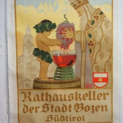 ALBERT STOLZ-RATHAUSKELLER BOZEN - thumb