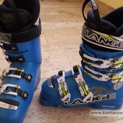 Kinder-Skischuh Marke Lange - thumb