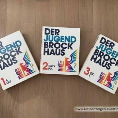 Der Jugend Brockhaus in 3 Bändern - thumb