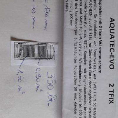 Boiler zu verkaufen - thumb