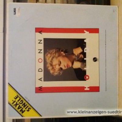 Schallplatten Madonna zwei Stùck - thumb