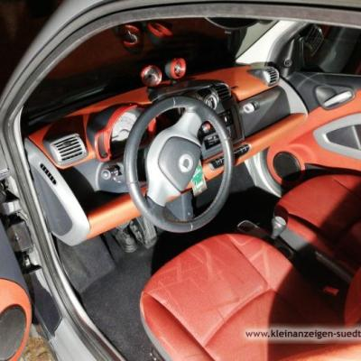 Smart Fortwo Coupe - thumb
