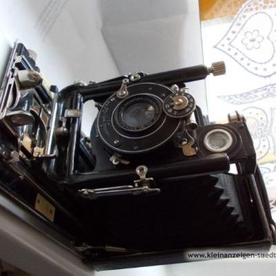 Vecchia fotocamera - thumb