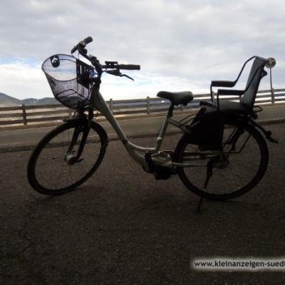 E_Bike Fahrrad - thumb