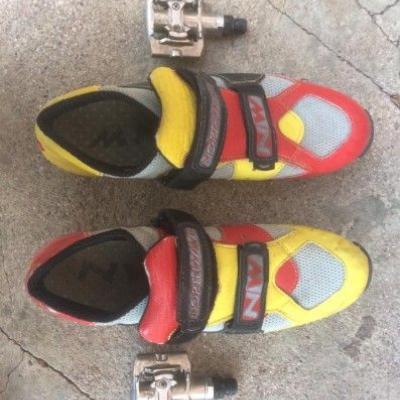 Radschuhe - scarpe da bici - thumb
