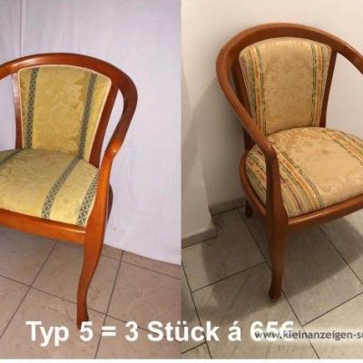 Verschiedene Stühle zu verkaufen. - thumb