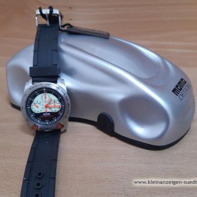 Verkaufe neue Uhr der Marke MOMO DESIGN - thumb